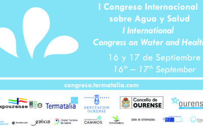 The 1st Congress on Water and Health organized by Termatalia brings together 50 speakers from 9 countries